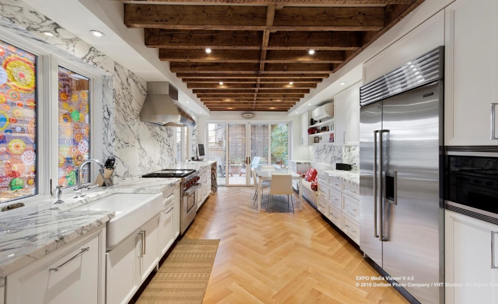 8m Park Slope Brownstone Is Historic And Luxurious With A