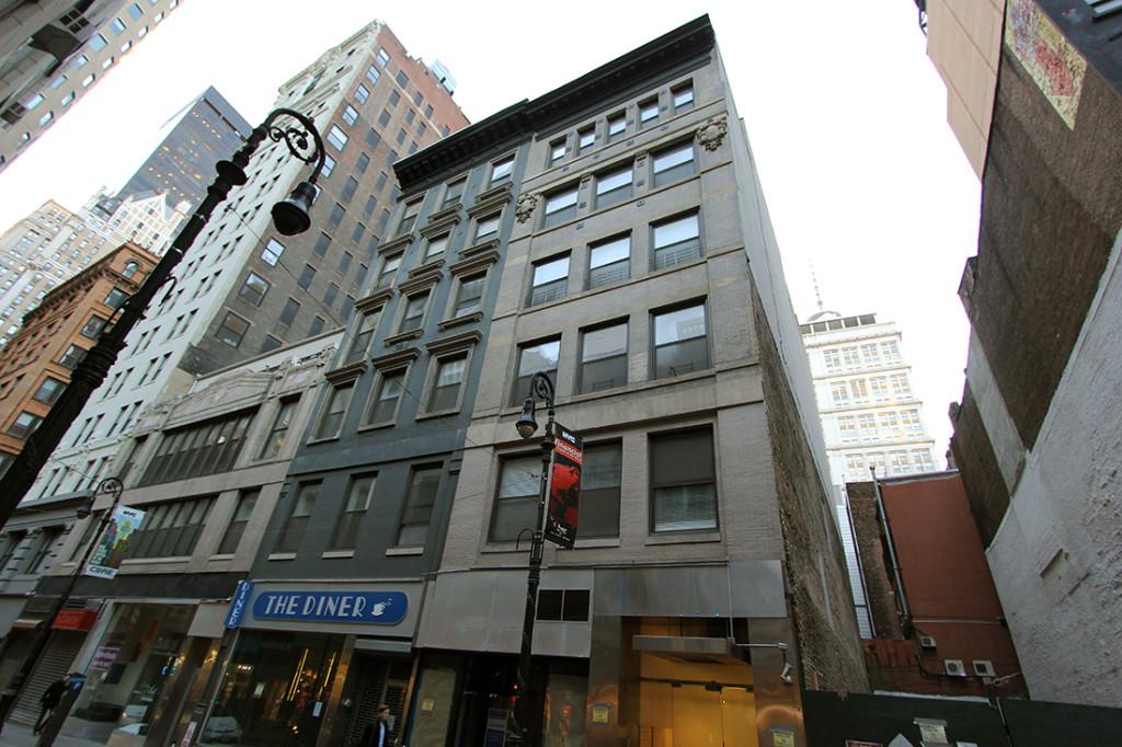 75 Nassau Street, ODA Architects