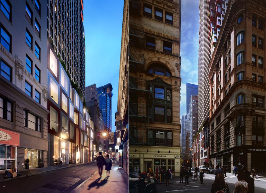 75 Nassau Street - ODA