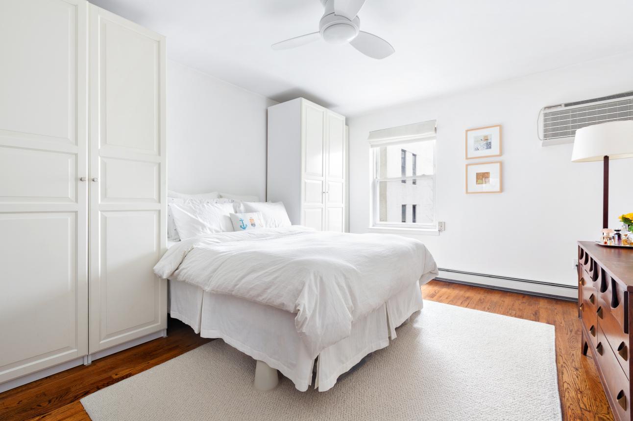 188 degraw street, bedroom, master bedroom, renovation