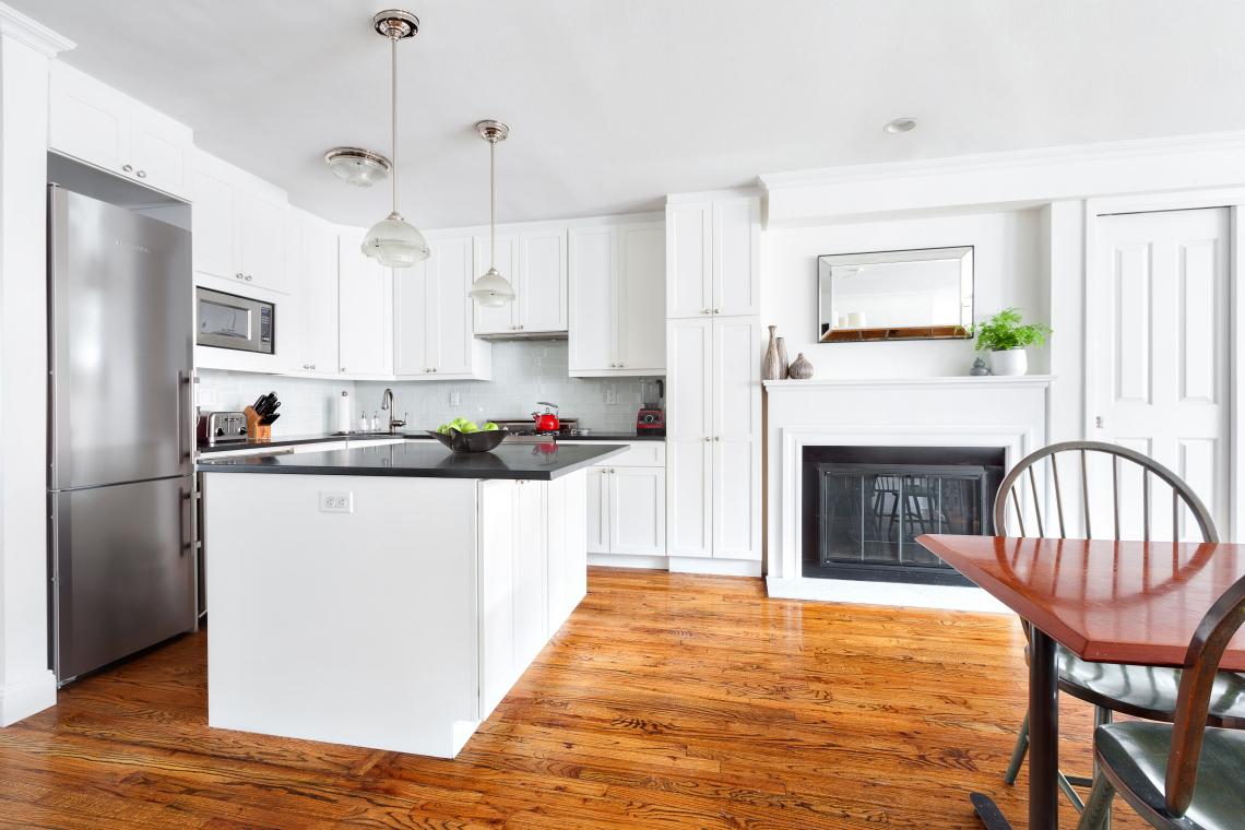 188 Degraw Street, kitchen, co-op