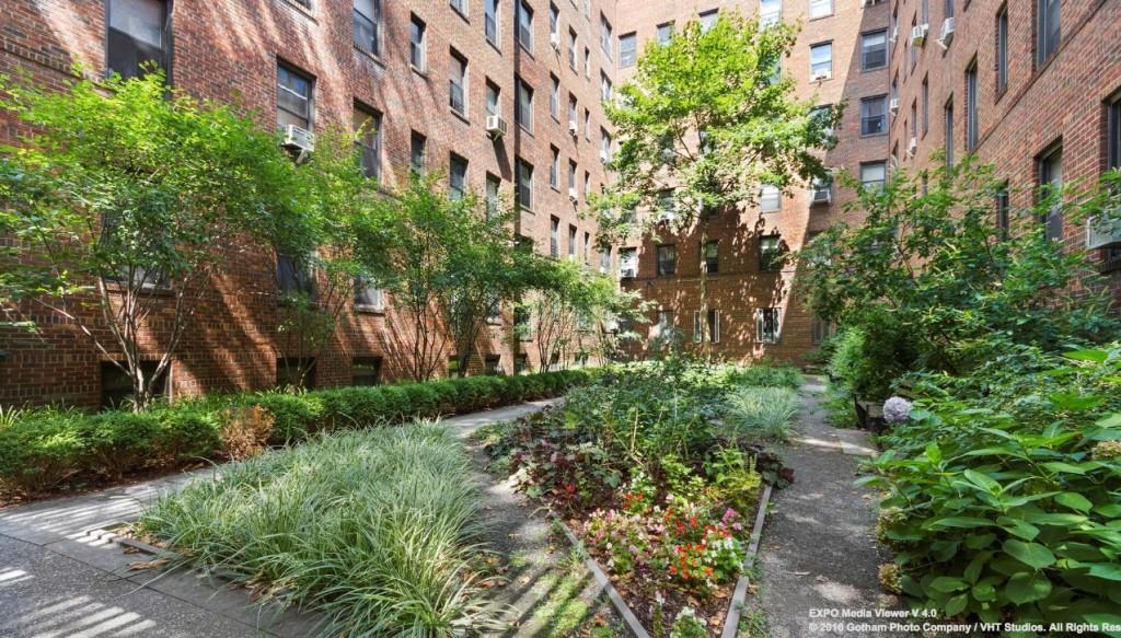 83-10 35th avenue, courtyard