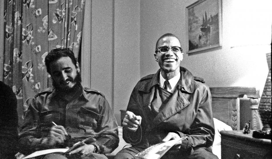 Fidel Castro, Cuba, Hotel Theresa, Sherburne Hotel, History, Cuba