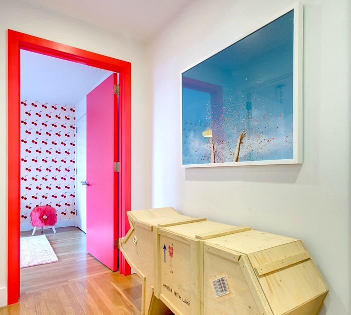 RInaldi-Interior-design-door frame