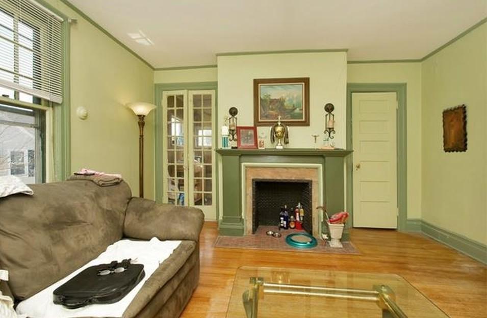 9 Meadow Lane Lou Gehrig Home Green Room