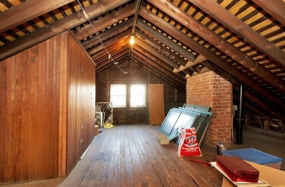 9 Meadow Lane Lou Gehrig Home Attic