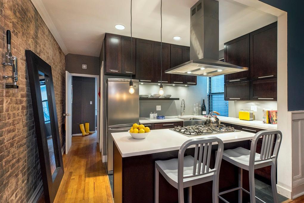 242 west 104th Street, kitchen, co-op