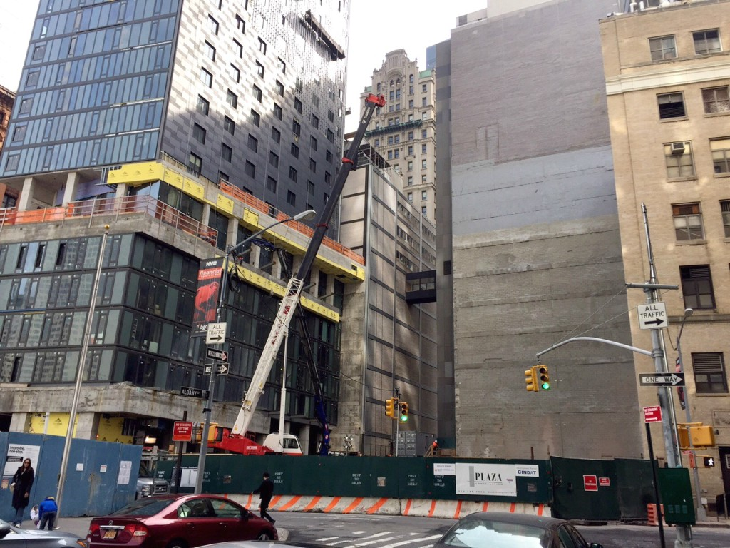 125 Greenwich Street, Shvo, Rafael Vinoly, Financial District construction