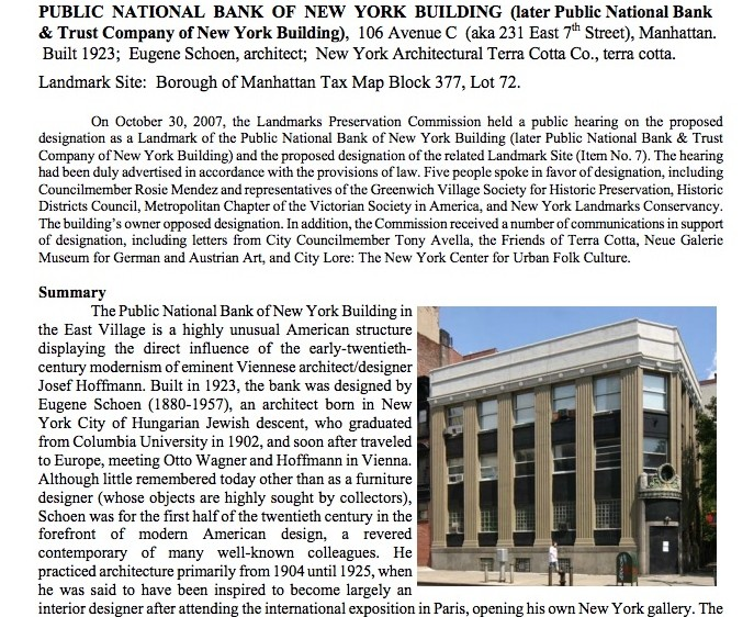 Discover NYC Landmarks, LPC, Landmarks Preservation Commission, Historic Districts, Maps