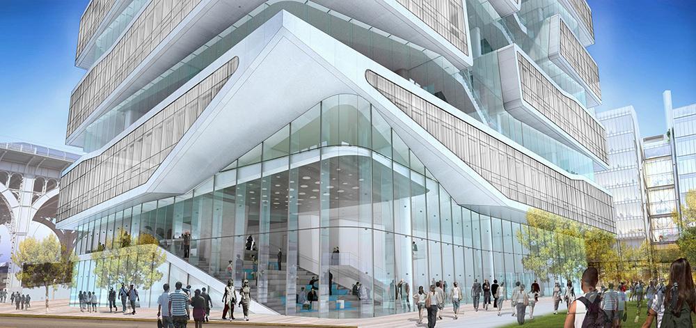 The Ronald O. Perelman Center for Business Innovation