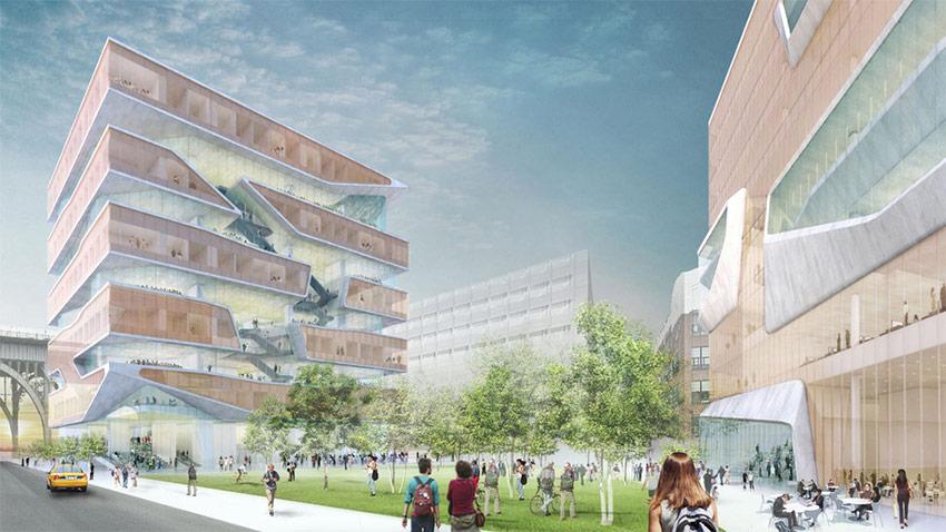Columbia School of Business, Manhattanville Campus, Diller Scofidio +Renfro (5)