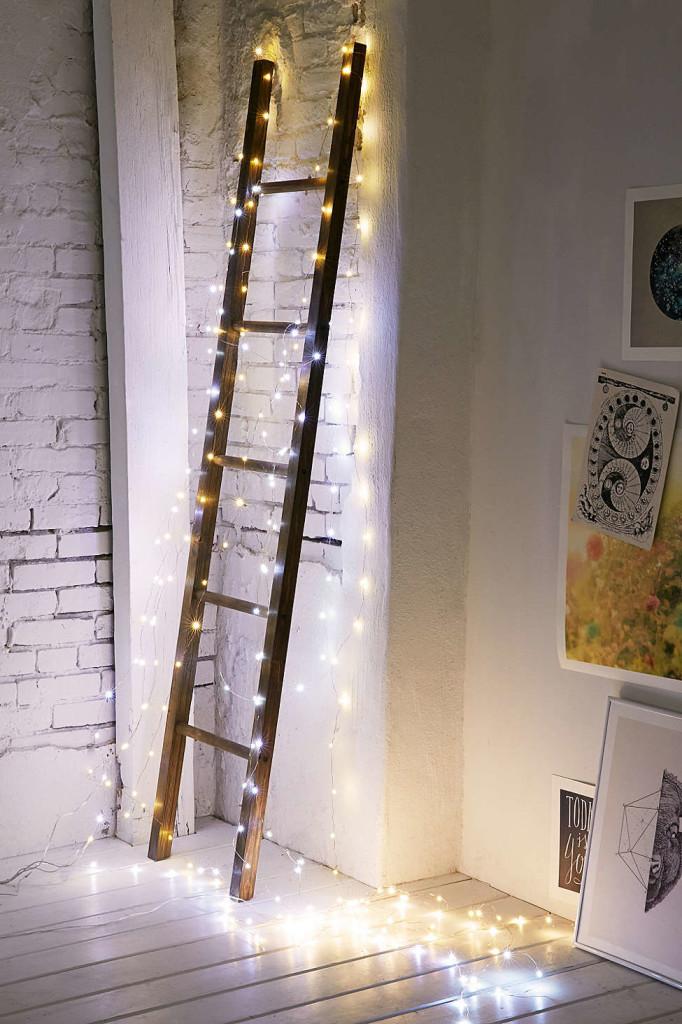 brick wall-ladder