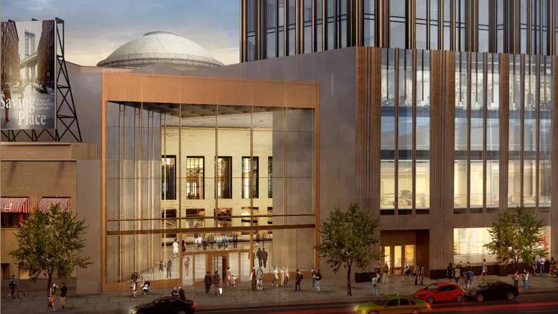 Joe Chetrit, Michael Stern, JDS Development, Dime Savings Bank, 340 Flatbush Avenue Extension, 9 DeKalb Avenue, tallest tower Brooklyn, SHoP Architects