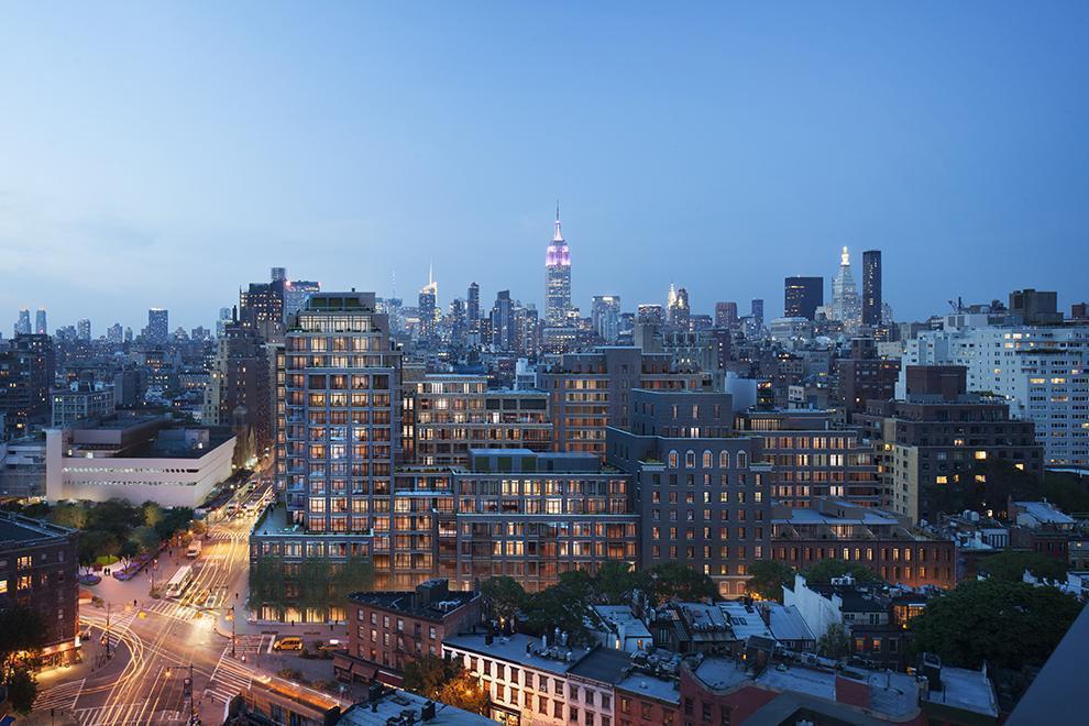 Michael C. Hall, 160 West 12th Street, Celebrities, Celebrity Real estate, Greenwich lane, Dexter, Six Feet Under, Greenwich Village, new developments