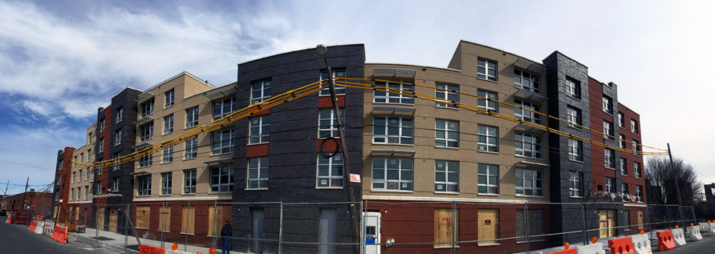 Colgate Close, Arker Companies, Bronx Development, Construction, Aufgang Architects