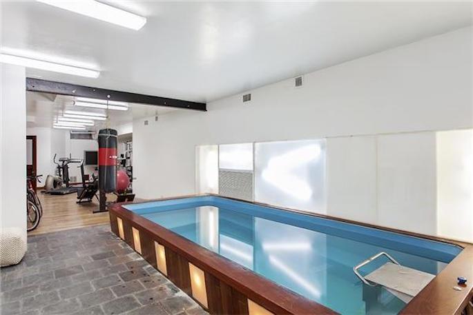 3 Riverside Drive Indoor Pool