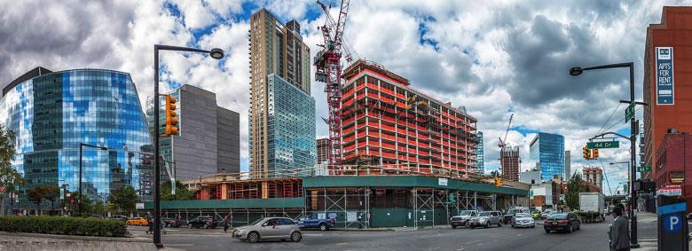 long island city construction