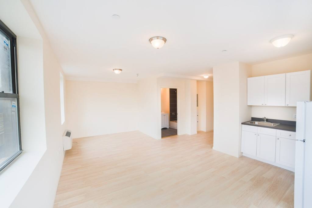 1674 Park Avenue, East Harlem, affordable housing