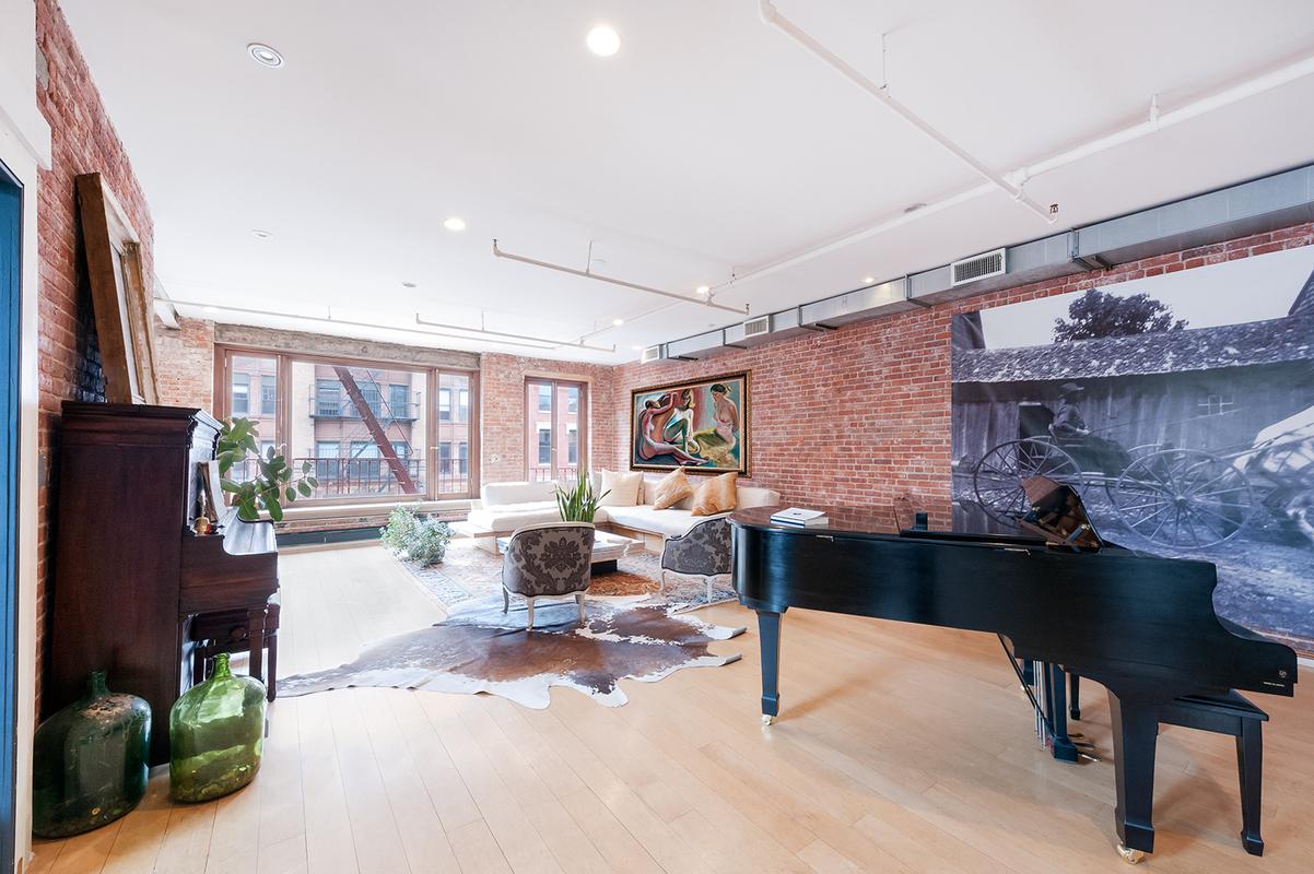 182 Lafayette Street Piano 1