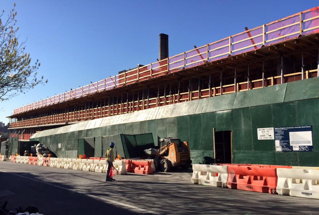 325 Kent Avenue - Street Level