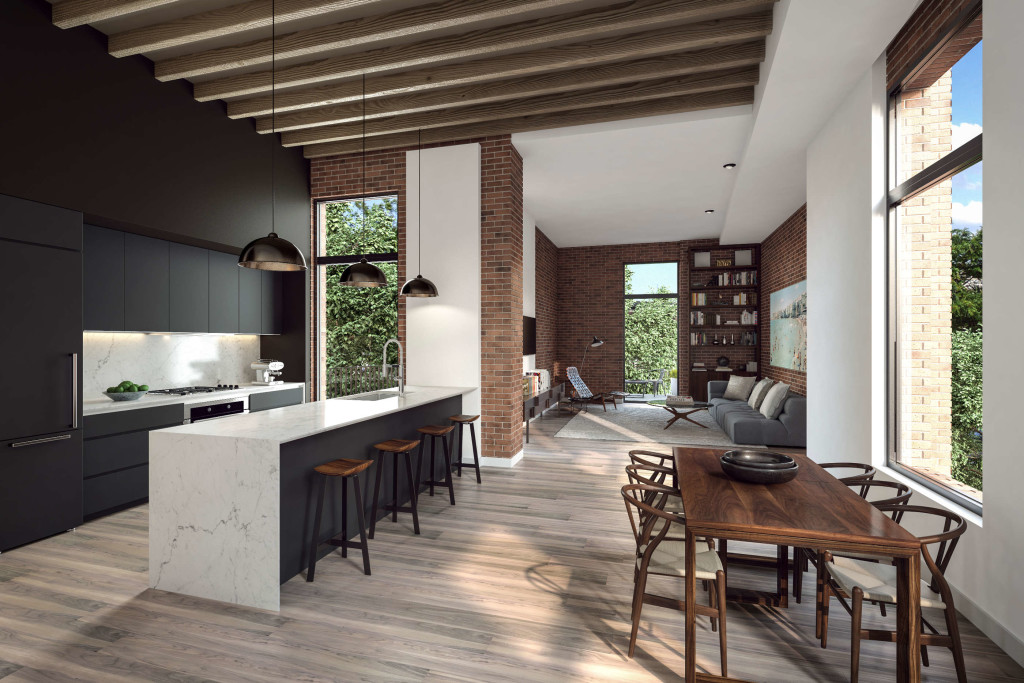 533 Leonard, Greenpoint apartments,