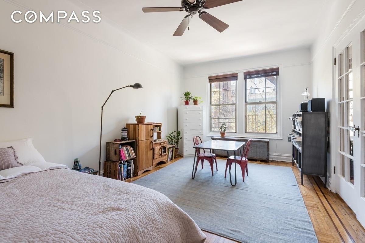 451 clinton avenue, master bedroom