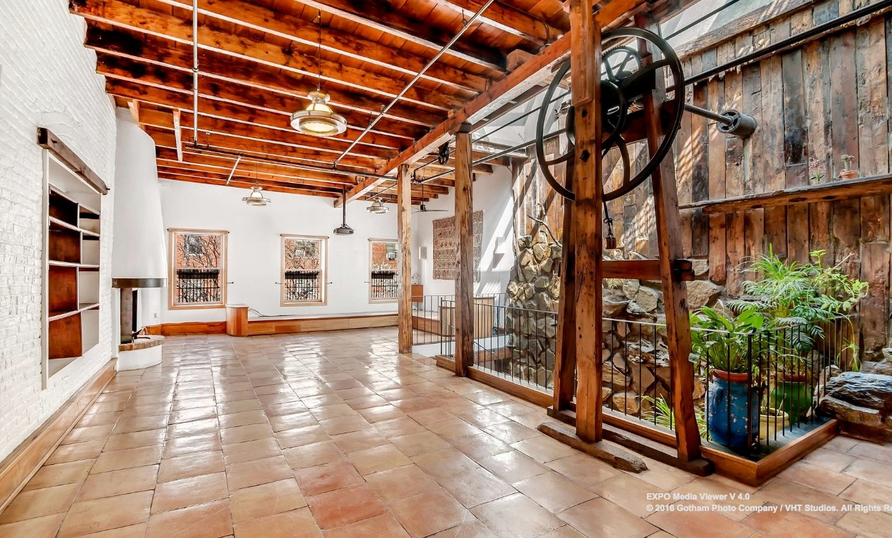 170 Eldridge Street, Lower East Side, Townhouse, Carriage House, Cool listing, Georges Forgeois, Cafe Noir, Cafe Orlin, Bar Tabac, Historic Homes,