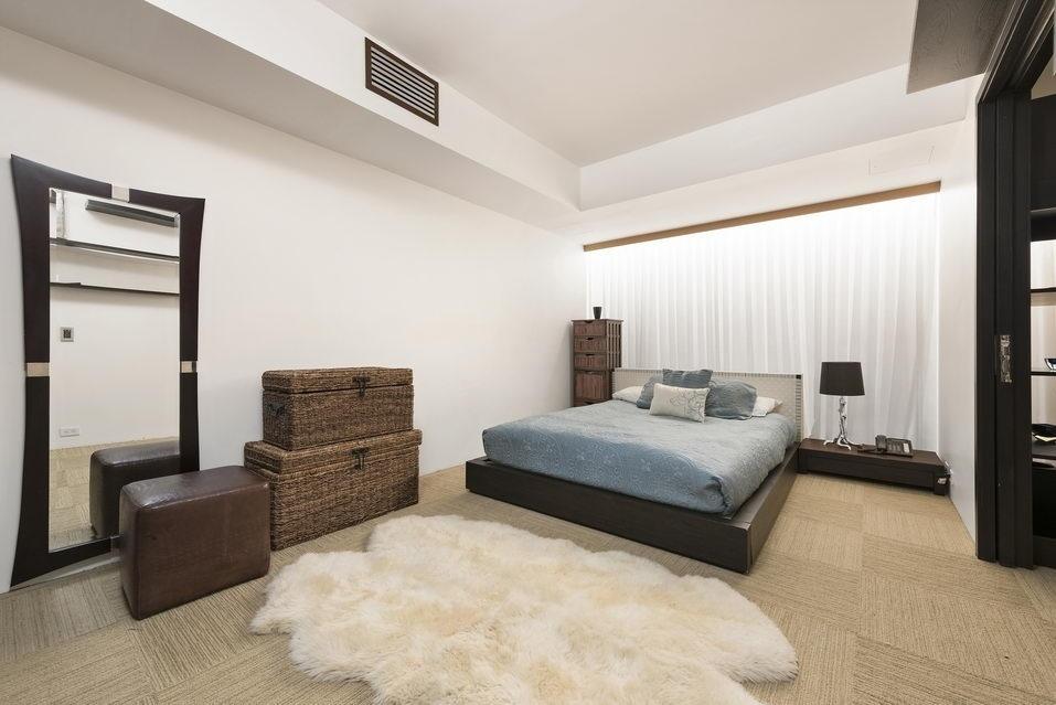 7 Hubert Street, bedroom, tribeca