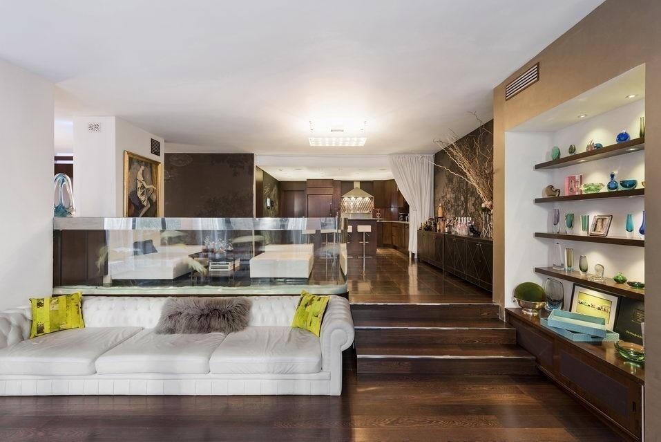 7 Hubert Street, tribeca, living room, condo