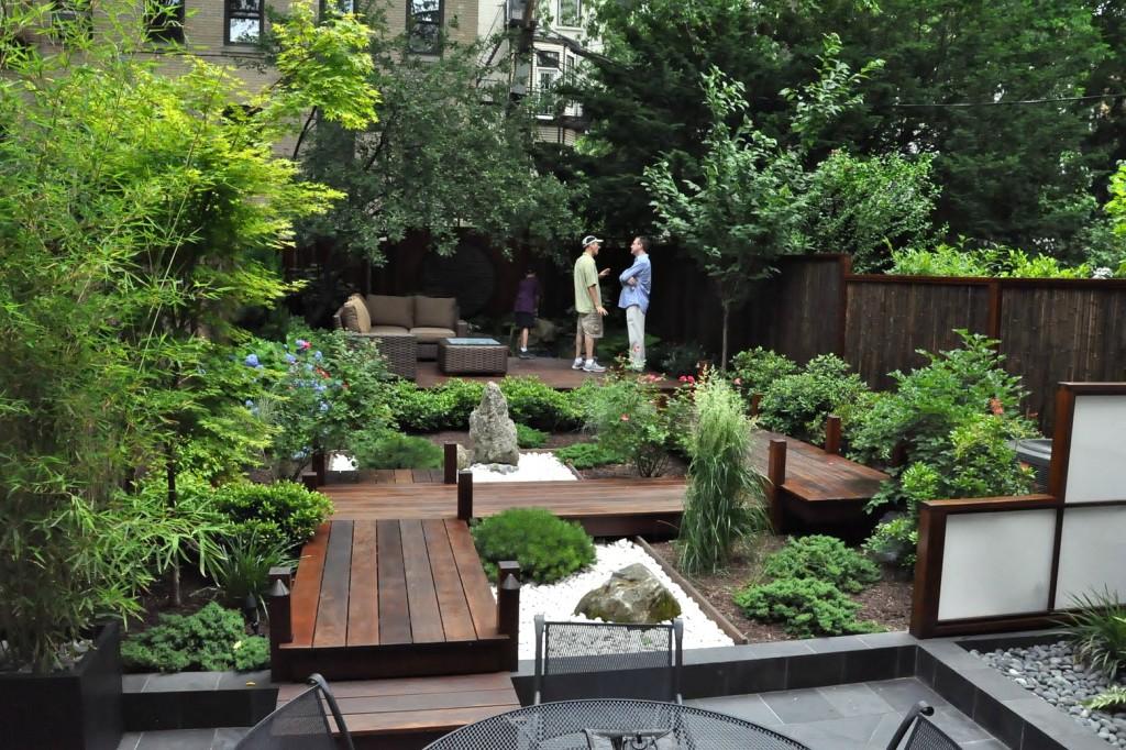 Hoboken Secret Garden tour, Hoboken Historical Society