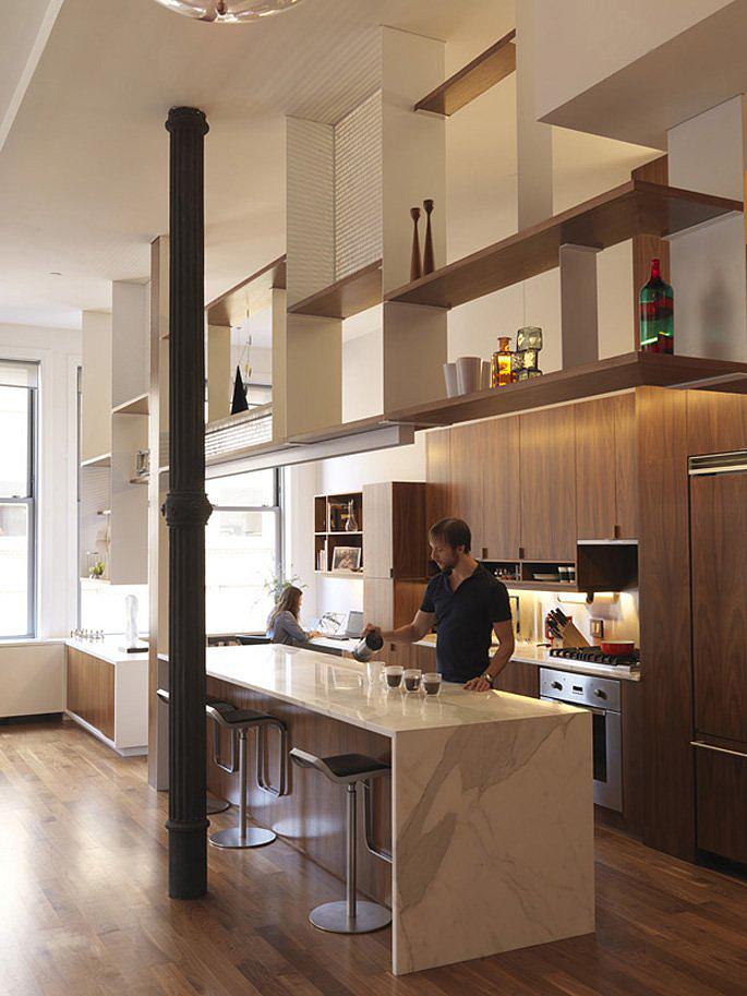 bsc architecture, high loft