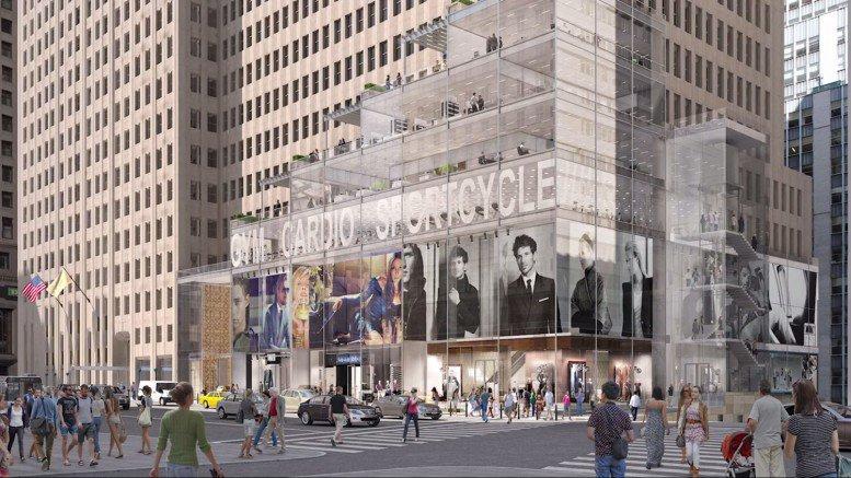 One Wall Street Retail