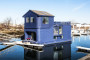 Funky Rockaway Houseboat Dubbed 'Ziggy Stardust' Now Renting for $850/Night
