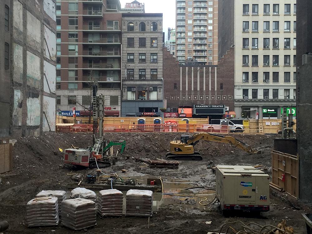 122 East 23rd Street - Koolhaas