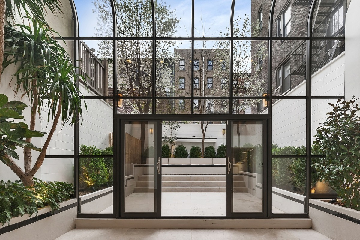 This 12m Chelsea Townhouse Has A 30 Foot Saltwater Pool