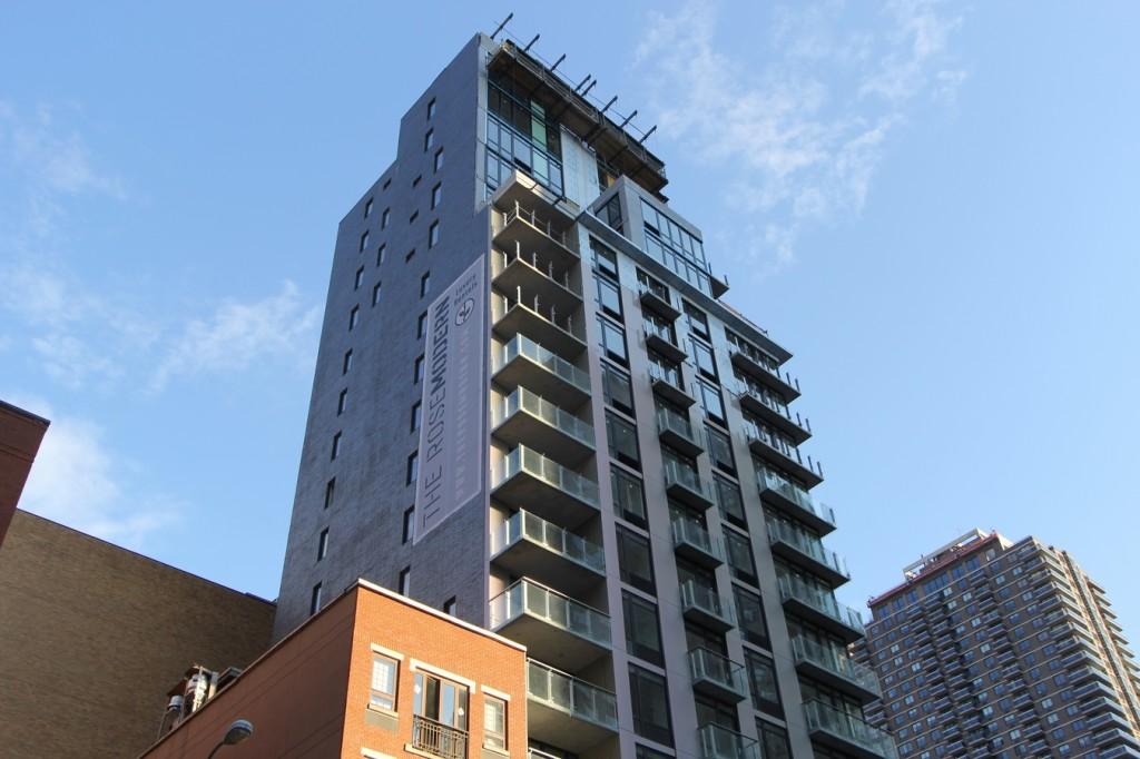 501 East 74th Street, Rose Modern, Lenox Hill development,  Stephen B. Jacobs Group