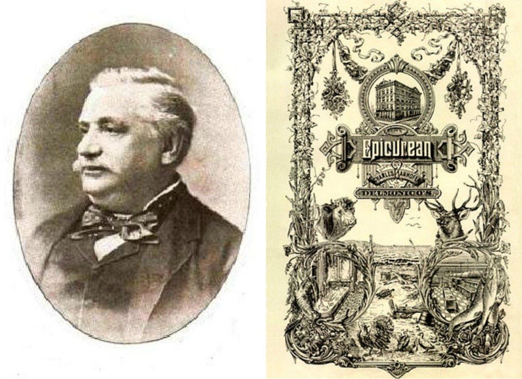 The Epicurean, Charles Ranhofer, Delmonico's