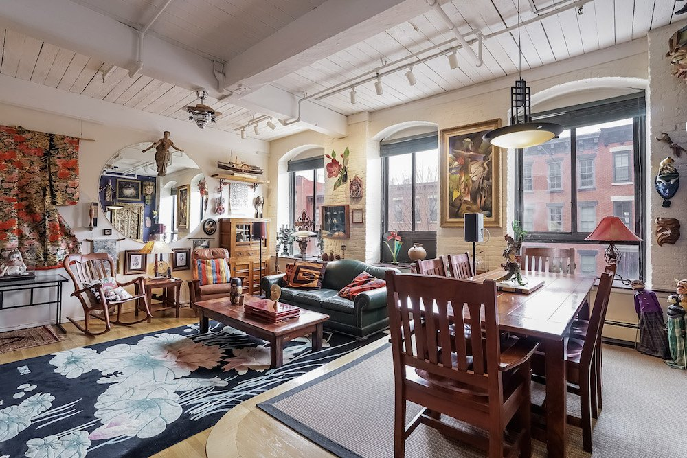 420 12th Street, Ansonia Court, Factory conversion, Loft, co-op, Brooklyn loft for sale, cool listing, Ansonia Clockworks Company, park slope
