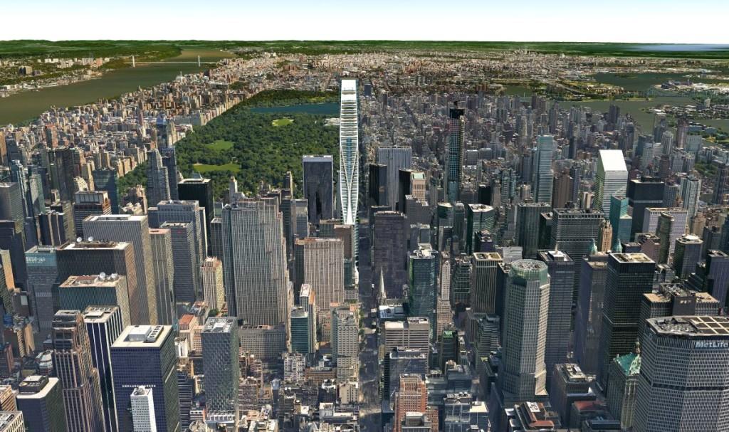 666 Fifth Avenue, Zaha Hadid