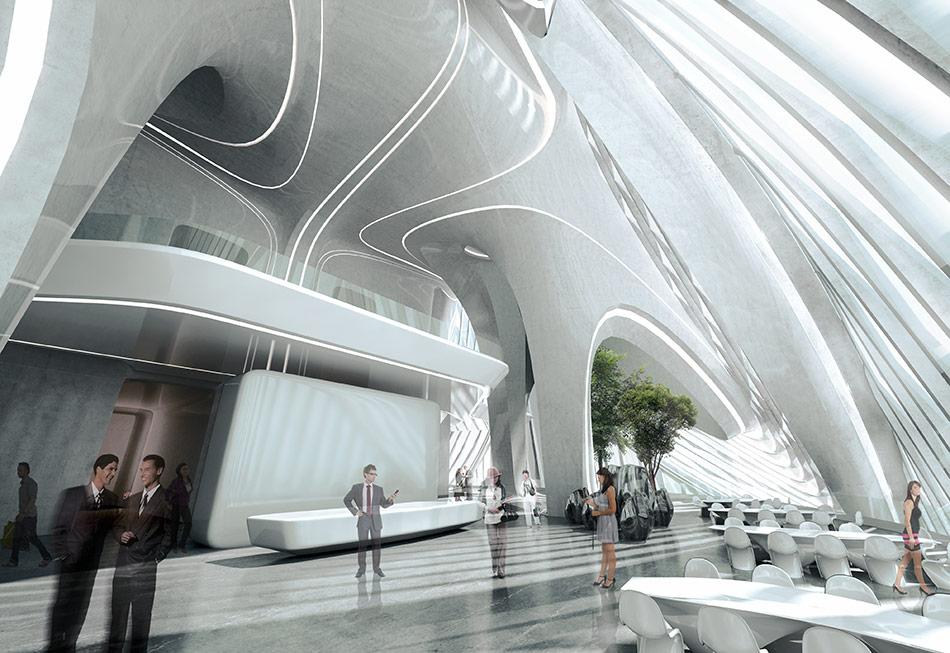 425 Park Avenue, Zaha Hadid, starchitecture