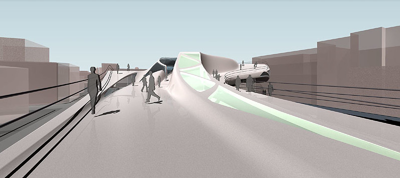 Zaha Hadid, High Line design, High Line competition, starchitecture