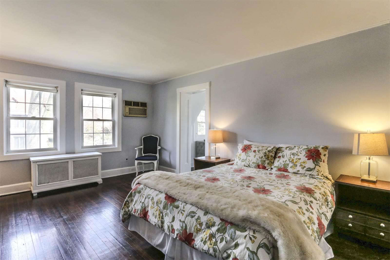 63 wendover road, forest hills garden, master bedroom