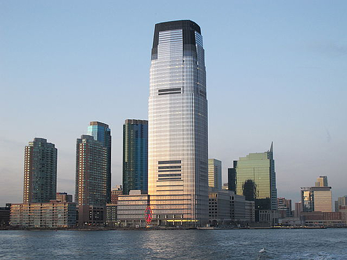 goldman tower new jersey