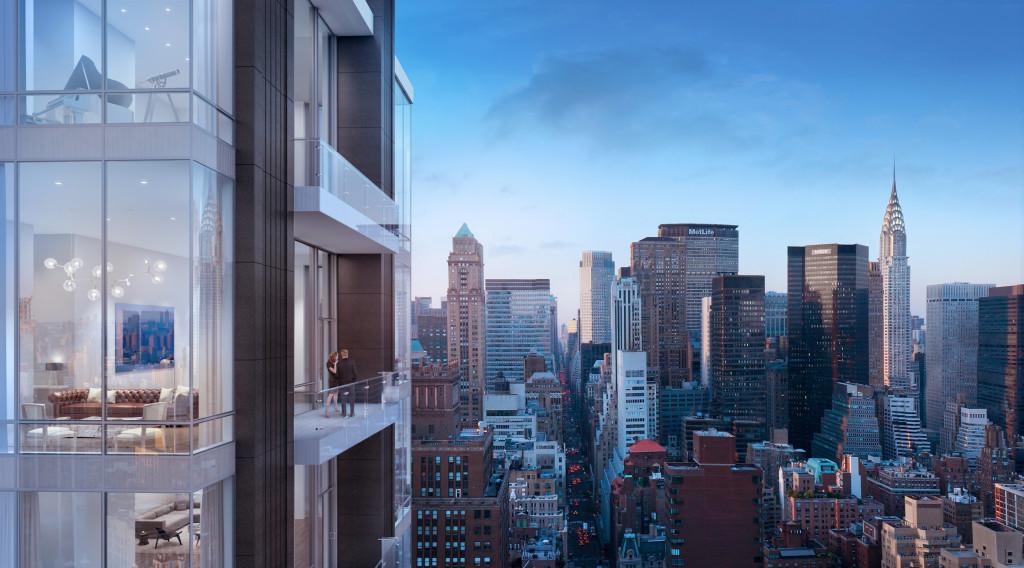 NoMad apartments, Karl Fischer