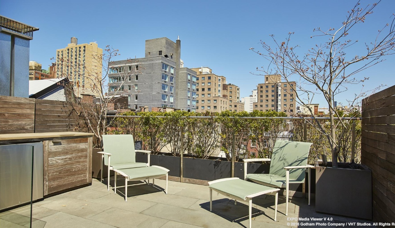 114 east 10th street, east village, outdoor space, terrace