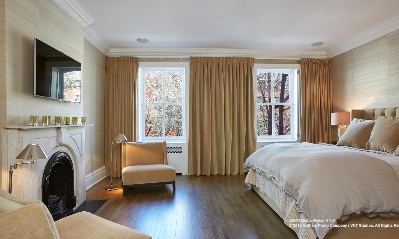114 east 10th street, east village, bedroom