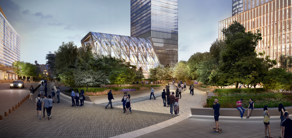 Hudson Yards Residential - Related Companies (1)