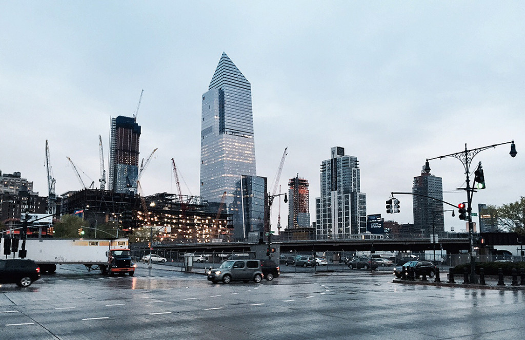 Related Hudson Yards - Construction 6