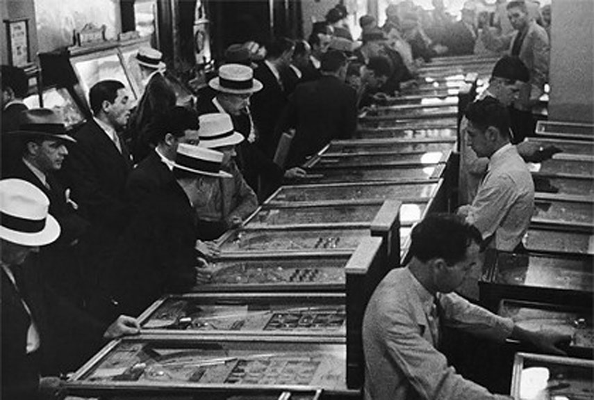Pinball Prohibition
