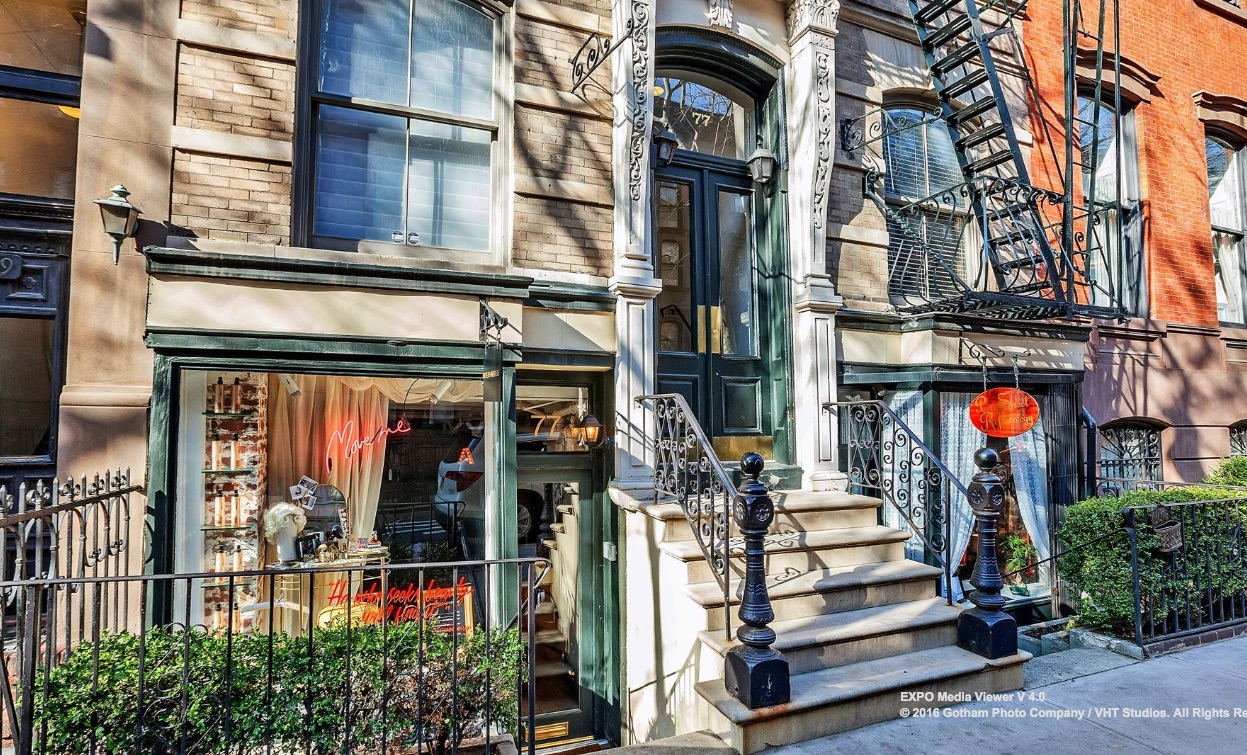 77 Perry Street, Cool Listings, West Village